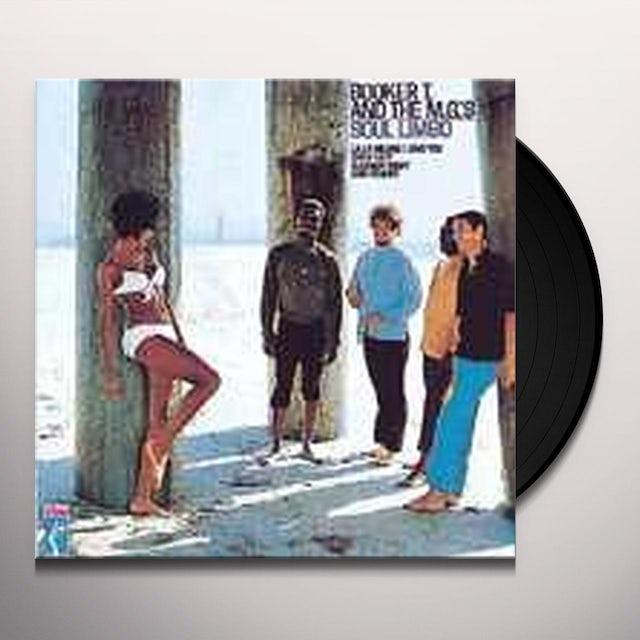 Booker T. & the M.G.'s SOUL LIMBO Vinyl Record