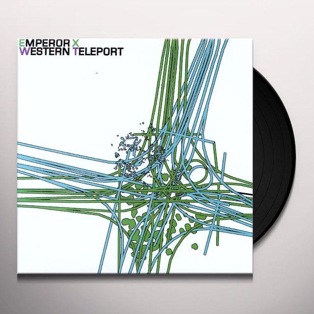 Emperor X WESTERN TELEPORT Vinyl Record