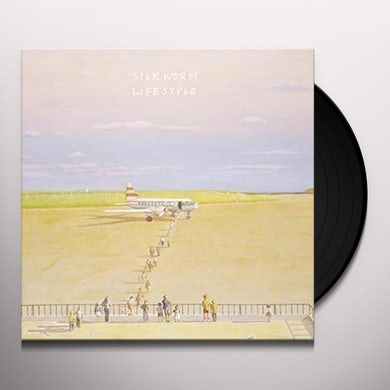 Silkworm LIFESTYLE (PINK VINYL) Vinyl Record