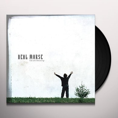 Neal Morse TESTIMONY Vinyl Record