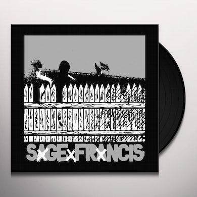 Sage Francis HEALTHY DISTRUST Vinyl Record