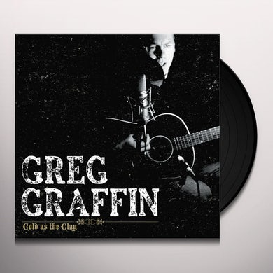 Greg Graffin COLD AS THE CLAY Vinyl Record