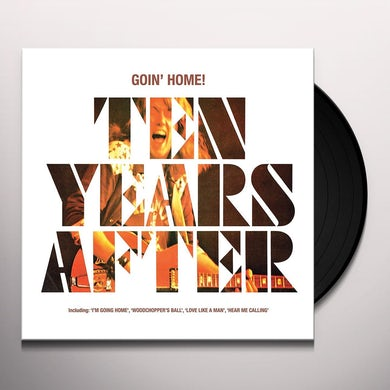 Ten Years After Goin' Home! Vinyl Record