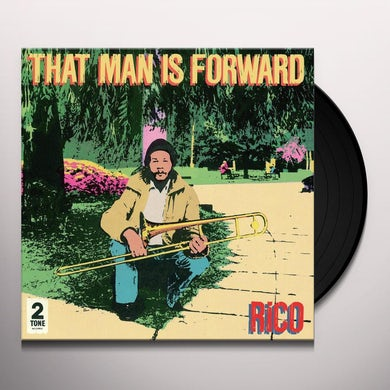 That Man Is Forward (40 Th Anniversary) Vinyl Record