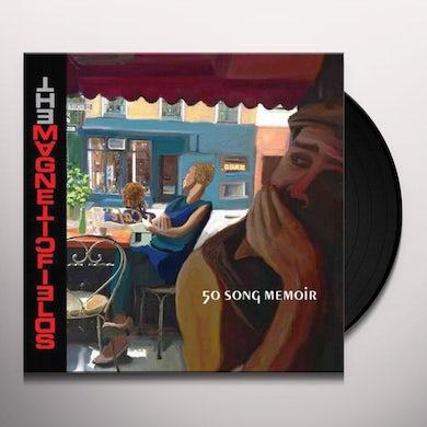 The Magnetic Fields 50 SONG MEMOIR Vinyl Record