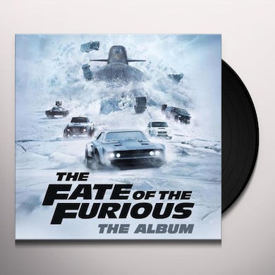 Fate Of The Furious: The Album / Various Vinyl Record