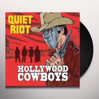 Quiet Riot Hollywood cowboys Vinyl Record