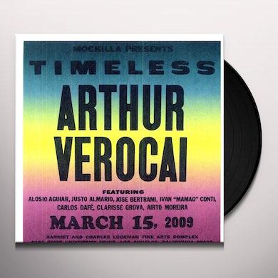 TIMELESS: ARTHUR VEROCAI Vinyl Record