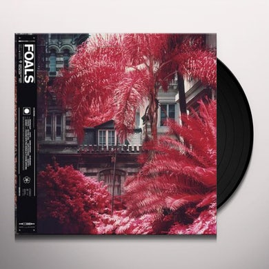 Foals EVERYTHING NOT SAVED WILL BE LOST (PART 1) Vinyl Record