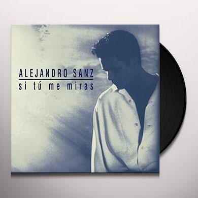 SI TU ME MIRAS Vinyl Record