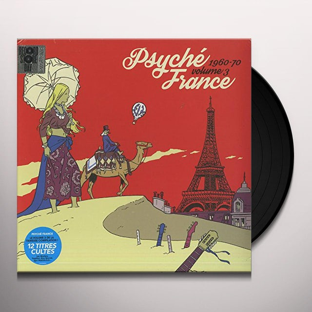 Psyche France Vol 3 / Various