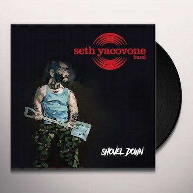 Seth Yacovone Band SHOVEL DOWN Vinyl Record