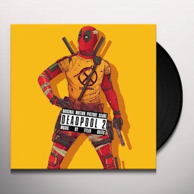 Tyler Bates DEADPOOL 2 (ORIGINAL SCORE) Vinyl Record