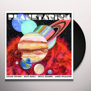 Sufjan Stevens Planetarium Vinyl Record