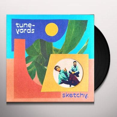 Sketchy. Vinyl Record