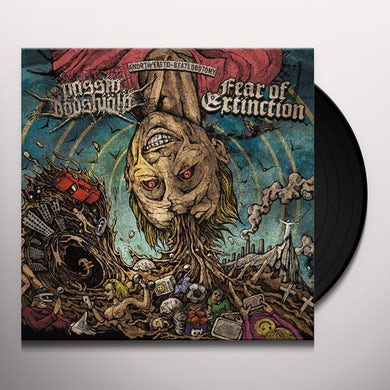 FEAR OF EXTINCTION Vinyl Record