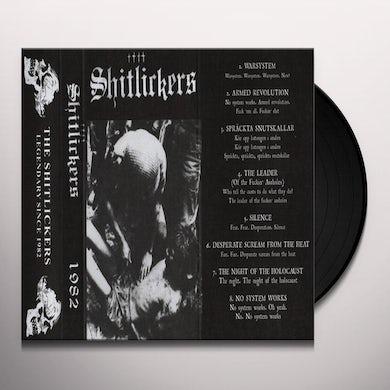 Shitlickers 1982 Vinyl Record