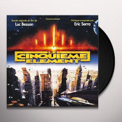 Eric Serra LE 5EME ELEMENT / Original Soundtrack Vinyl Record