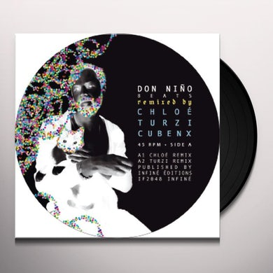 Don Nino BEATS REMIXED BY Vinyl Record