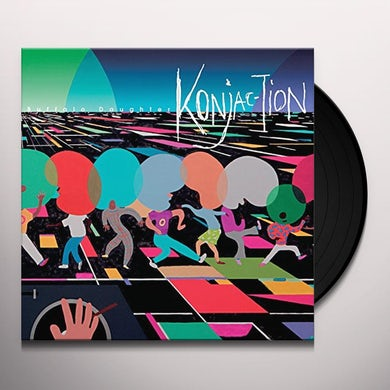 Buffalo Daughter KONJAC-TION Vinyl Record