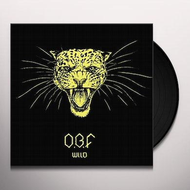 O.B.F. WILD Vinyl Record - UK Release