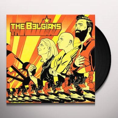 Experimental Tropic Blues Band BELGIANS Vinyl Record