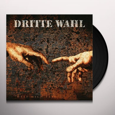 HALT MICH FEST (LP/CD) Vinyl Record