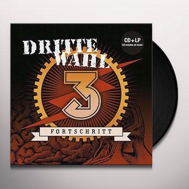 FORTSCHRITT (LP/CD) Vinyl Record