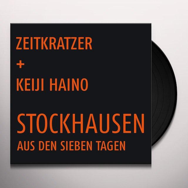 Zeitkratzer / Keiji Haino
