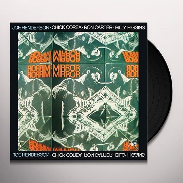 Joe Henderson MIRROR MIRROR Vinyl Record - UK Release