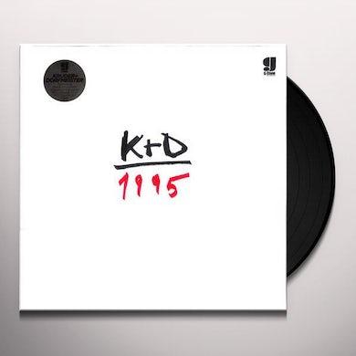 Kruder & Dorfmeister 1995 Vinyl Record