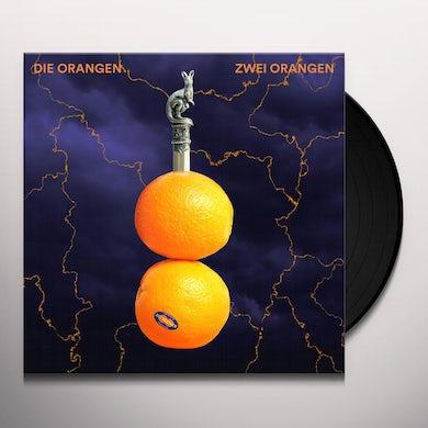 Die Orangen ZWEI ORANGEN Vinyl Record