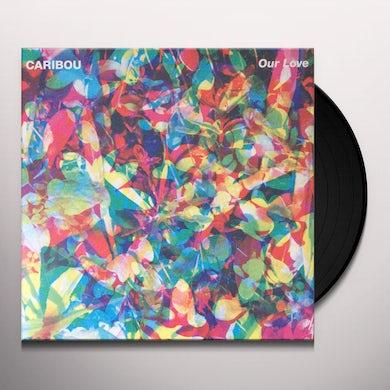 Caribou OUR LOVE (UK) (Vinyl)