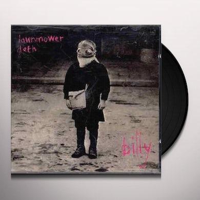 Lawnmower Deth BILLY Vinyl Record