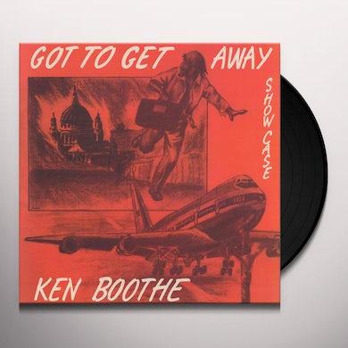 GOT TO GET AWAY Vinyl Record