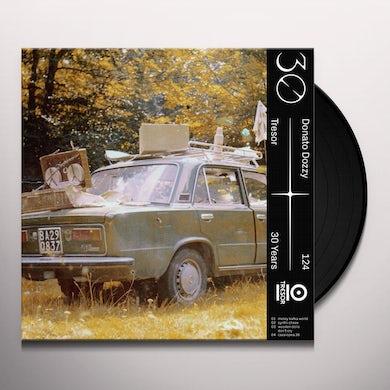 Donato Dozzy 124 Vinyl Record