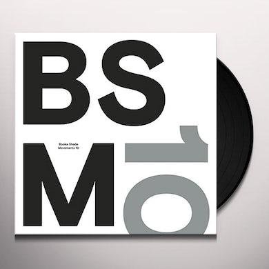 Booka Shade MOVEMENTS 10 Vinyl Record