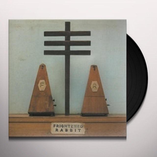 Frightened Rabbit WOODPILE Vinyl Record