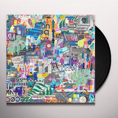 Afriqua COLORED Vinyl Record