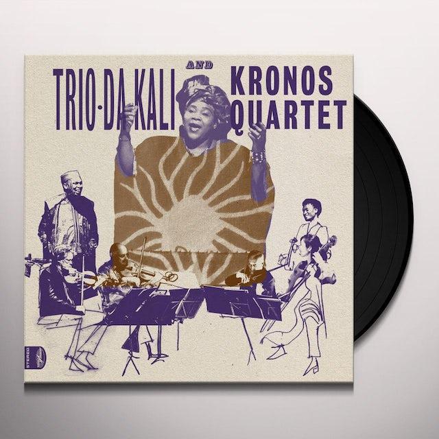 Trio Da Kali / Kronos Quartet