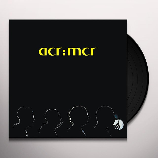 Certain Ratio ACR:MCR Vinyl Record