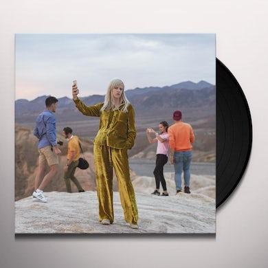 AMBER ARCADES EUROPEAN HEARTBREAK Vinyl Record
