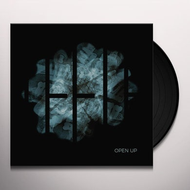 Teeth OPEN UP Vinyl Record
