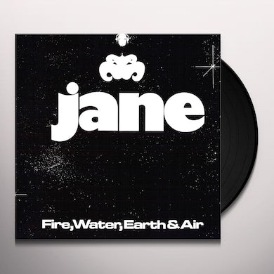 FIRE WATER EARTH & AIR Vinyl Record