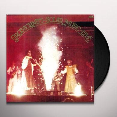Grobschnitt SOLAR MUSIC LIVE Vinyl Record