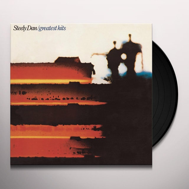 Steely Dan GREATEST HITS (HK) Vinyl Record