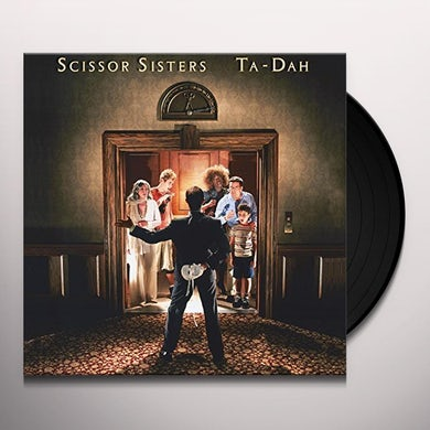Scissor Sisters TAH DAH Vinyl Record - Holland Release