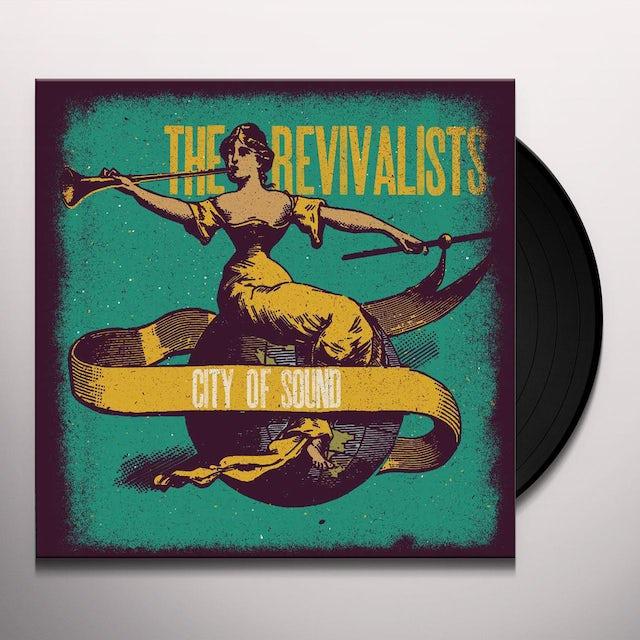 Revivalists CITY OF SOUND Vinyl Record