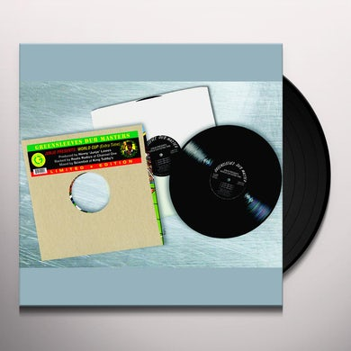 WORLD CUP - EXTRA TIME Vinyl Record