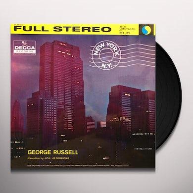 New York, NY (Verve Acoustic Sounds Series) (LP) Vinyl Record